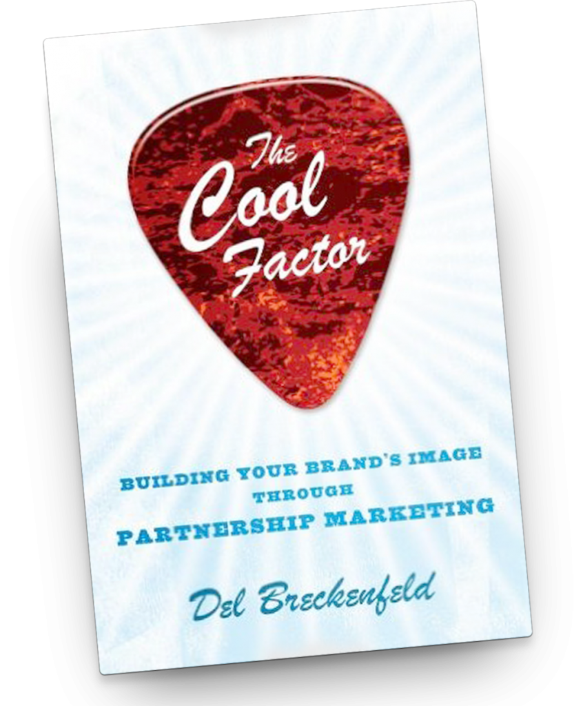 The Cool Factor by Del Breckenfield